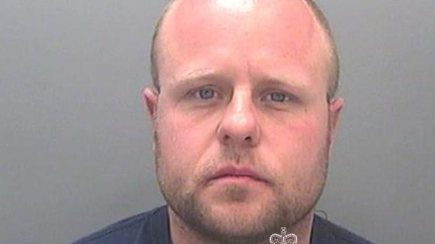 Lee Taylor was found guilty after a trial at Newport Crown Court (Ben Birchall/PA)