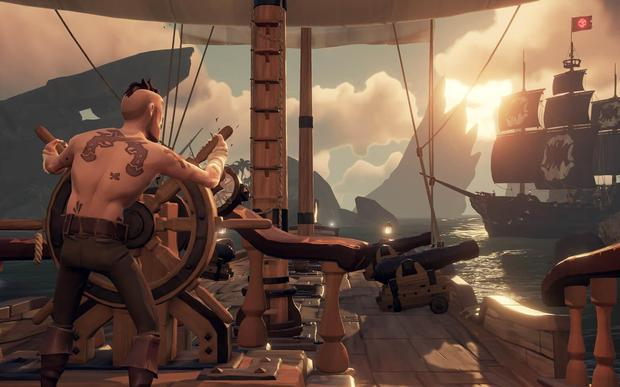 huge selection of d9c4e c9b86 Sea of Thieves sets sail on a different course - Independent.ie