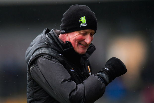 Kilkenny boss Brian Cody has his work cut out after a frustrating Allianz League. Photo by Piaras Ó Mídheach/Sportsfile