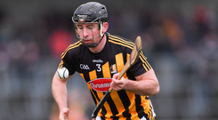 In the clear: Conor Delaney. Photo by Piaras Ó Mídheach/Sportsfile