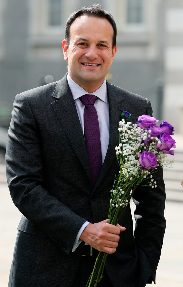 Taoiseach Leo Varadkar. Photo: Brian Lawless/PA Wire