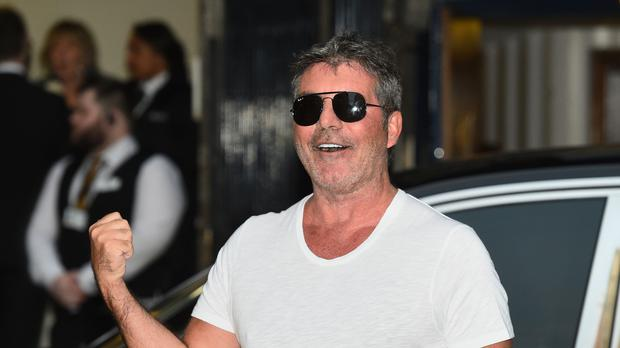 Simon Cowell was the second judge to use his golden buzzer (Kirsty O'Connor/PA)
