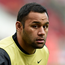 Saracens' Billy Vunipola