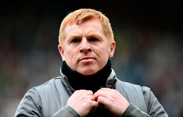Celtic boss Neil Lennon. Photo: Getty Images