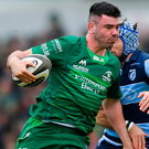 Paul Boyle wants to help Connacht to winning ways. Photo: Piaras Ó Mídheach/Sportsfile