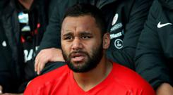 Vunipola is a key player for Saracens. Will he be picked to play against us on Easter Saturday? Photo: David Rogers/Getty Images