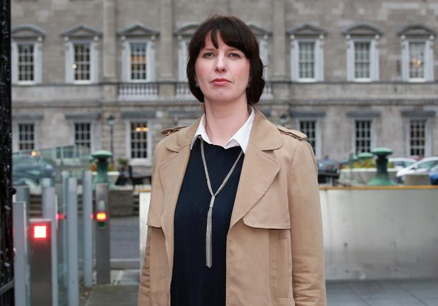 Families need help: Michelle Murphy, Social Justice Ireland. Picture: Frank McGrath