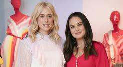 Olivia Rubin & Jodie Wood at the launch of Olivia Rubin at Brown Thomas. Picture: Anthony Woods