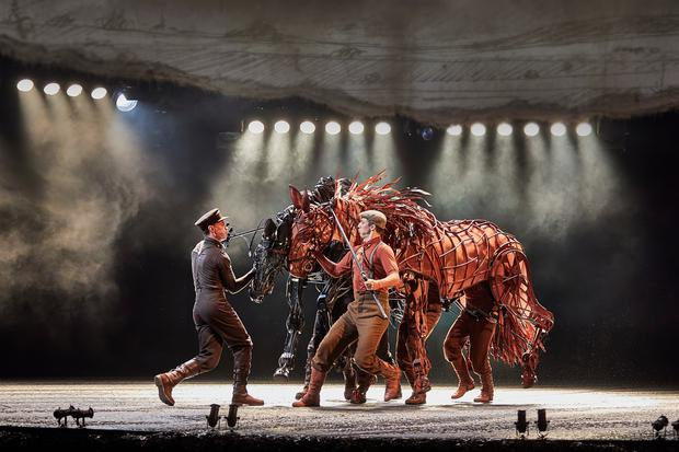 War Horse Tour 2019. Tom Stacy, Domonic Ramsden, Andrew Keay, Tom Quinn, Lewis Howard, Samuel Parker. Photo: Brinkhoff Mogenburg