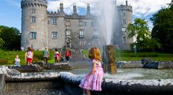 Kilkenny Castle is a destination for those who love history, a sense of grandeur, and outdoor fun