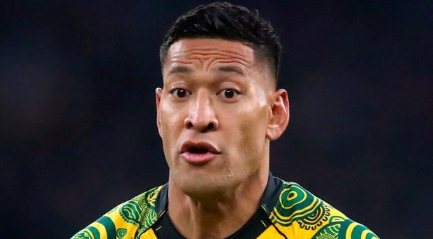 Wallabies and Cheika stand firm over 'disrespectful' Folau