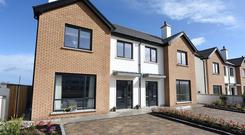 Sought-after: Houses in Healthfield, Ballincollig