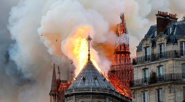French billionaires pledge €300m to help rebuild iconic Cathedral