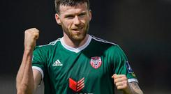 Patrick McClean of Derry City