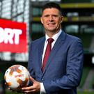 Niall Quinn sees a route out of the crisis for the FAI. Photo: Brendan Moran/Sportsfile