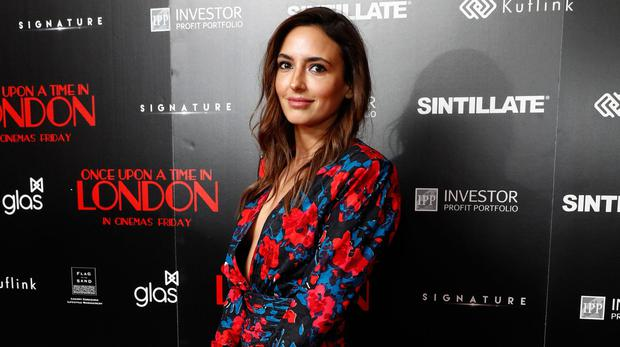 Nadia Forde attends the
