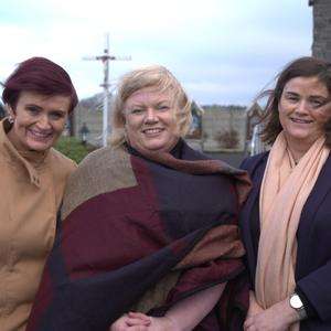 Moving Statues - The Summer of 1985 Monday April 15th RTÉ One. Patricia McGuinness, Mary McGuinness and Colleen McGuinness - Sligo Copyright: RTÉ 2019