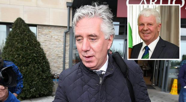 John Delaney needs to leave FAI 'for his own sake' - Long-time supporter John O'Regan says former CEO's time is up