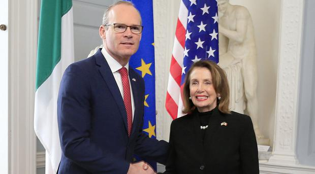 U.S. congresswoman Pelosi warns United Kingdom not to undermine Good Friday Agreement
