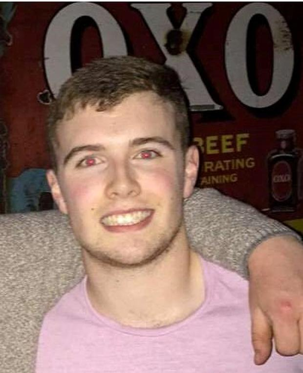 The late Jake Anderson (21) from Clerihan, a village near Clonmel