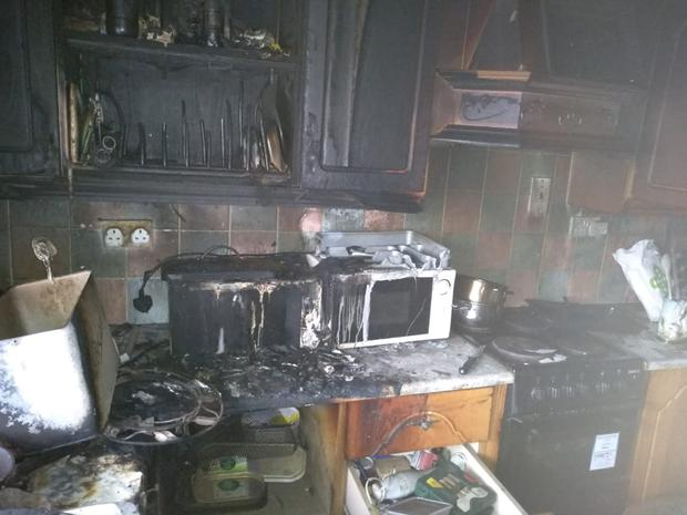 Captions: Photos inside the Houlihan family home in Rose Court, Keyes Park, Southill, Limerick, show the aftermath of a fire which claimed the life of former Labour Party councillor Seamus Houlihan on June 2, 2018.