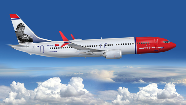 """Norwegian Air has been accused of being trapped in a """"'Mad Men' universe"""". (Norwegian Air/PA)"""
