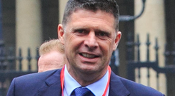 Niall Quinn said we need to change the way football is run in this country