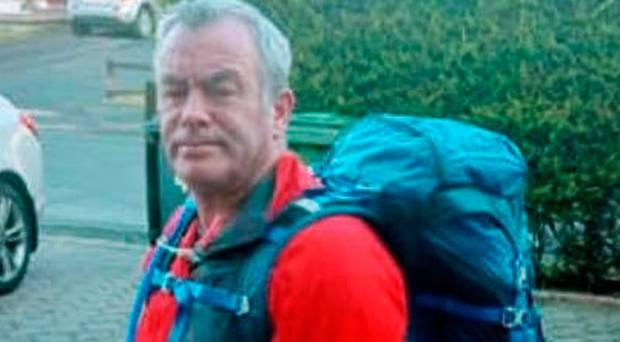 Phillip Dunlop died in Spain on his way to the airport to catch a flight home to his family