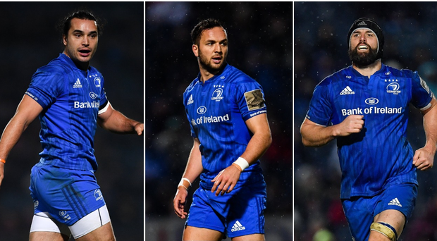 'I think you have to pick those two' - Luke Fitzgerald on Leinster's Champions Cup selection headache