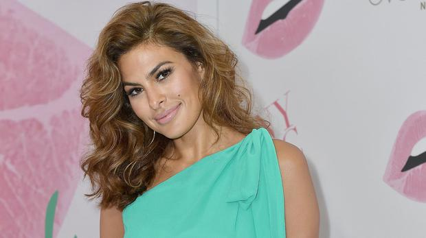 Eva Mendes attends the grand opening of New York & Company Miami store and the debut of her new collection on March 16, 2017 in Miami, Florida. (Photo by Gustavo Caballero/Getty Images for New York & Company )
