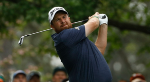 Shane Lowry: I played great when I was completely out of the tournament. Photo: Matt Slocum/AP