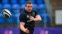 Seán Cronin is hoping that his form with Leinster will help him return to the Ireland set-up