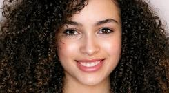 BBC children's TV star Mya-Lecia Naylor who has died aged 16 (AandJ Management/Twitter/PA)