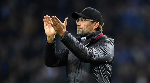 Jurgen Klopp relishing Barcelona showdown as Liverpool send out a Champions League warning