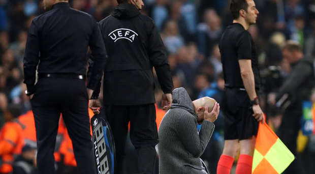 Full range of emotions on display as Poch and Pep hail 'heroes' and 'incredible' players after epic tie