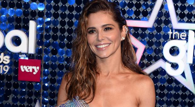 Cheryl attends The Global Awards 2019 at Eventim Apollo, Hammersmith on March 07, 2019 in London, England. (Photo by Jeff Spicer/Getty Images)