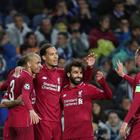 Liverpool will play their second leg against Barcelona at Anfield