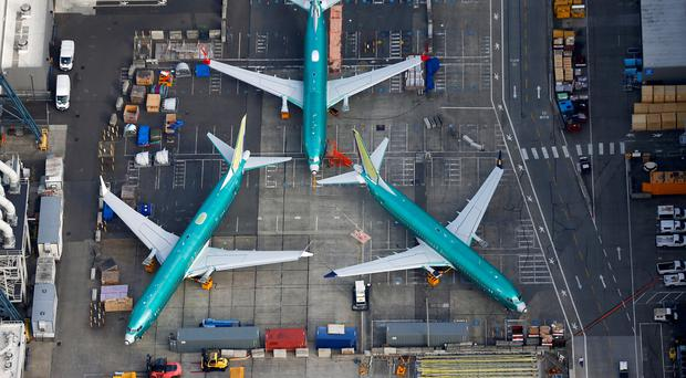 Software snags see Boeing stall disaster jet's return to the skies
