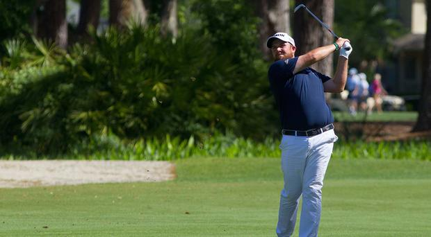 Lowry 'chuffed' to put Masters misery behind him and drive into clubhouse lead at Hilton Head