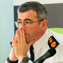 Code of ethics: Garda Commissioner Drew Harris. Photo: Gareth Chaney/Collins