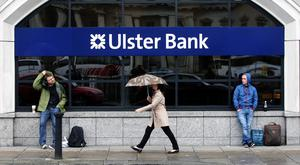 'Customers will be able to avoid the transaction charges if they keep a balance of €3,000 in their account. But they will not be able to avoid the €2-a-month maintenance fee, even if they have €3,000 in the account.' Photo: PA