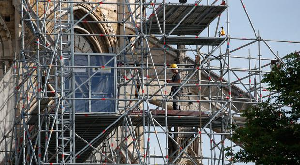 Electrical fault 'likely' cause of fire disaster at Notre-Dame