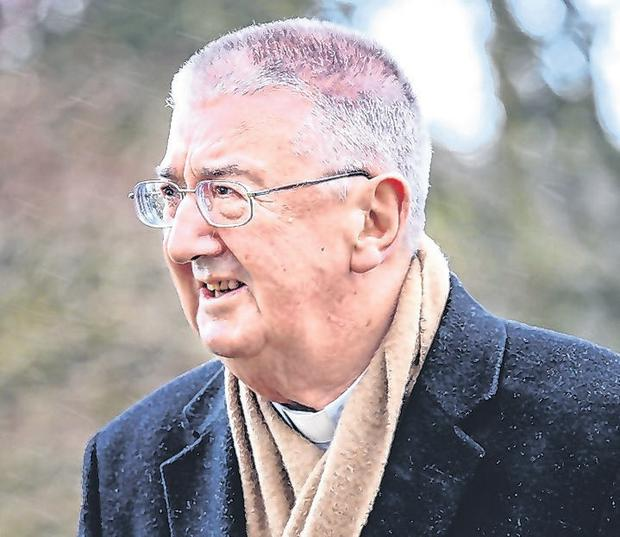 Saddened: Archbishop Diarmuid Martin. Photo: Steve Humphreys