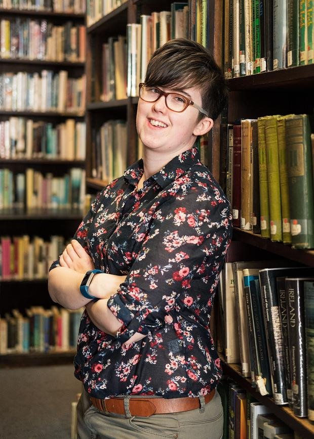 Lyra McKee was shot in the head in what police are treating as a