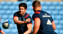 Billy Holland has fulfilled several roles with Munster, all to an excellent standard. Photo by Brendan Moran/Sportsfile