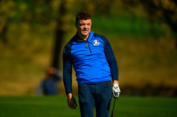 Brian O'Driscoll. Photo by Ramsey Cardy/Sportsfile