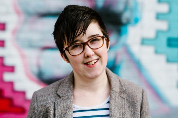 Journalist Lyra McKee. Picture: Jess Lowe