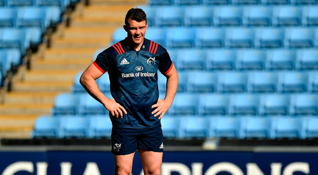 O'Mahony warns Munster: 'It will take best game of team's time together'