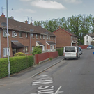 The incident happened in the Deans Walk area of Lurgan Photo: Google Maps