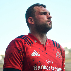 Munster's Tadhg Beirne looks gutted following the Heineken Champions Cup Semi-Final match against Saracens. Photo: David Fitzgerald/Sportsfile